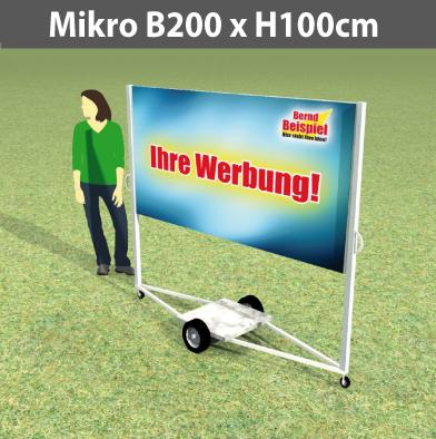 mikro-b200xh100cm